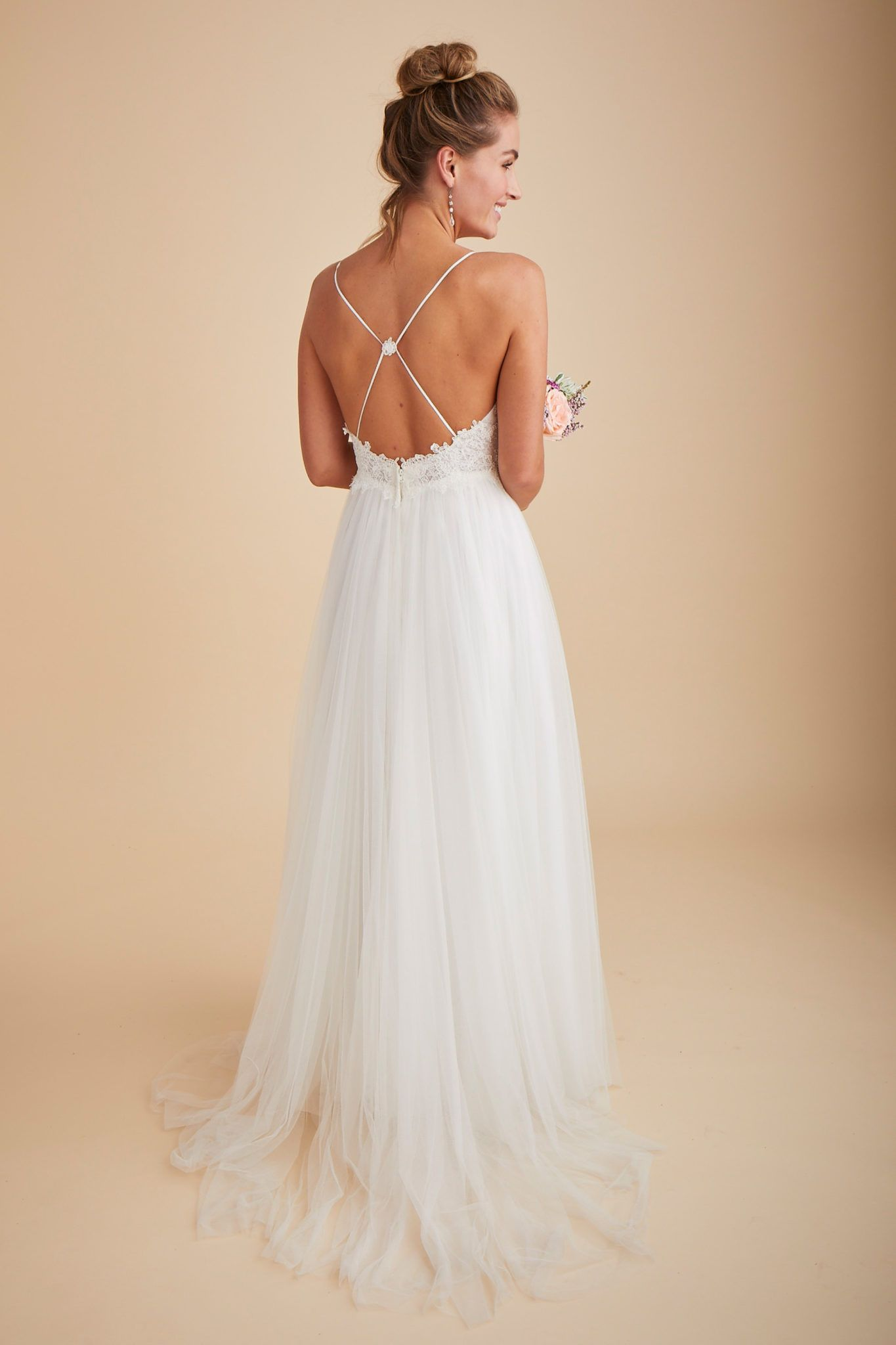 Flirt Gown From The New Astrid Mercedes Serendipity Collection Spring 2019 Bridal Gowns