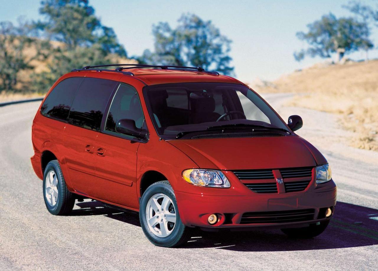 Фото 2005 Dodge Grand Caravan Grand Caravan Mini Van Family Friendly Cars
