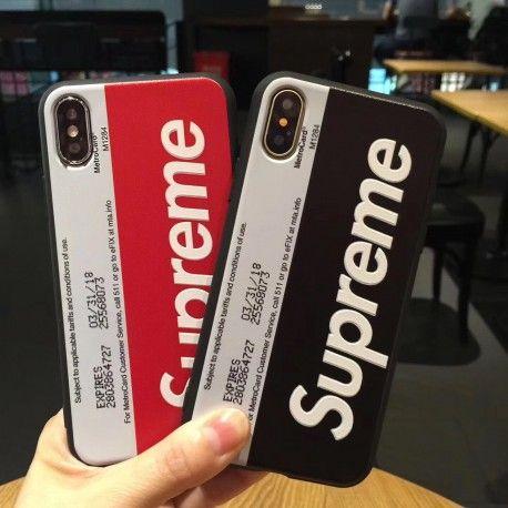 fundas iphone 7 plus supreme
