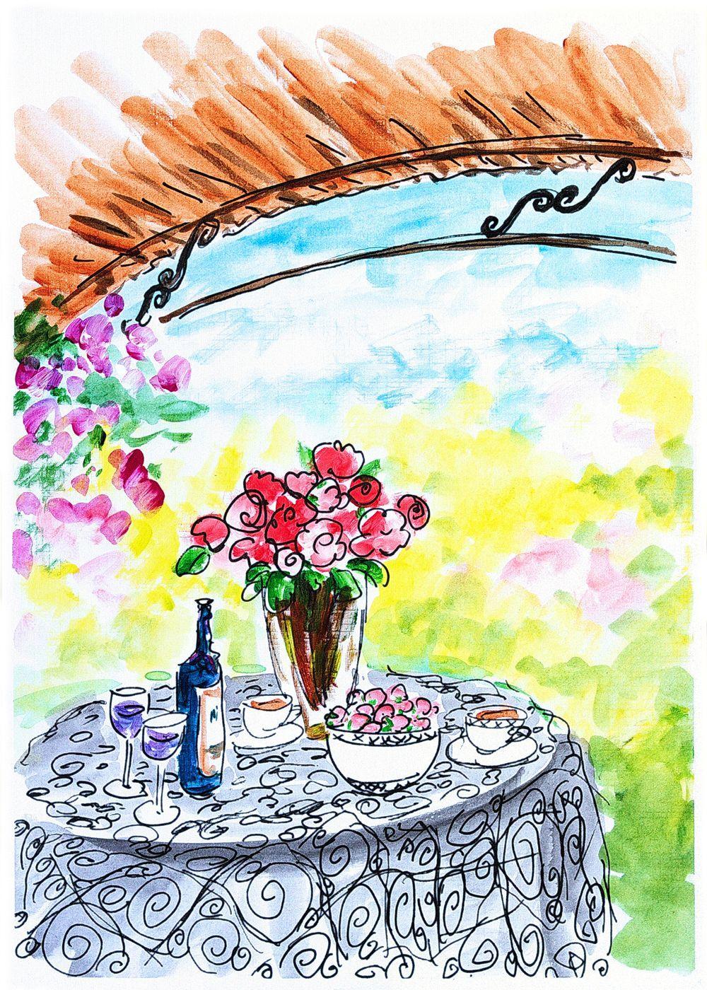 Wine in garden painting.Wine art.Garden painting.For wine lovers.Summer art.Flowers art.Wall art wine.Home decor.Wedding gift.Couple gifts#art #artflowers #artgarden #artwall #decorwedding #flowers #garden #giftcouple #gifts #lovers #loverssummer #painting #paintingfor #paintingwine #summer #wine #winehome