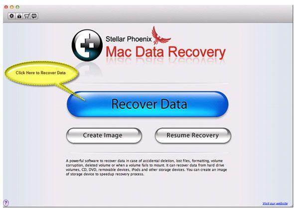Data Recovery Mac Logiciel