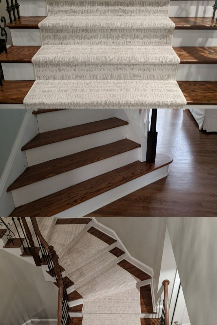 Best Hardwood Sand And Finish And Carpet Runner Completed By 400 x 300