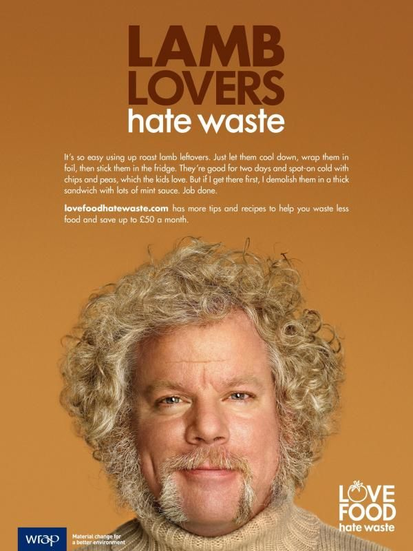 food lovers hate waste - Google Search