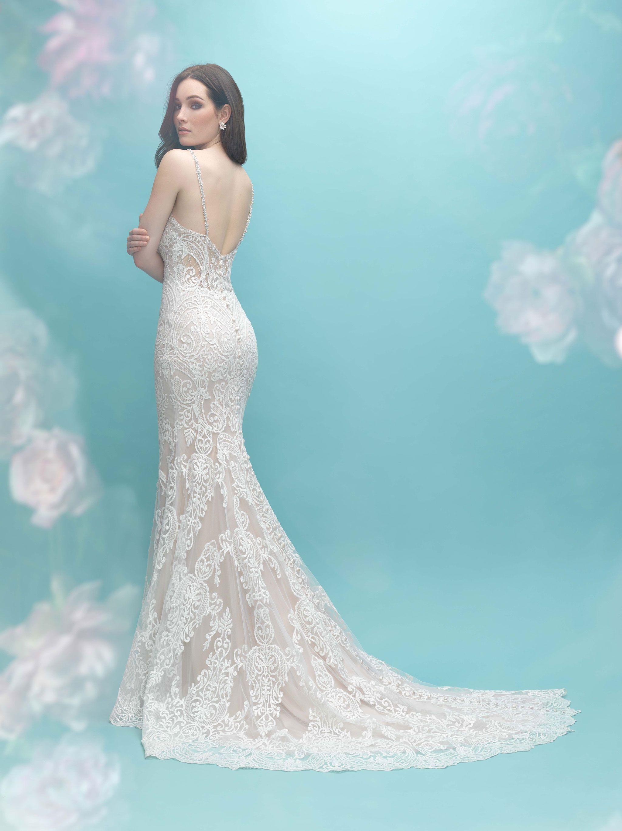 Allure Bridals 9452