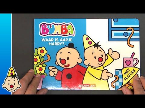 Bumba: Waar is aapje Harry? - Voorgelezen - YouTube