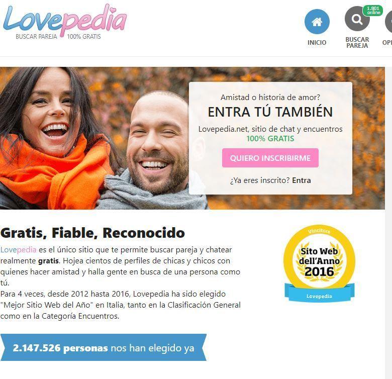 Lovepedia Es Un Sitio Gratuito Que En Nuestra Opinion Es Muy