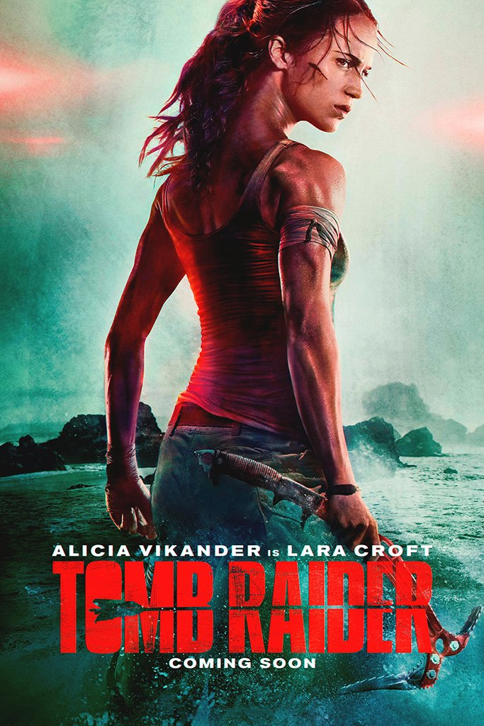 Tomb Raider 2018 Poster Tomb Raider Full Movie Tomb Raider