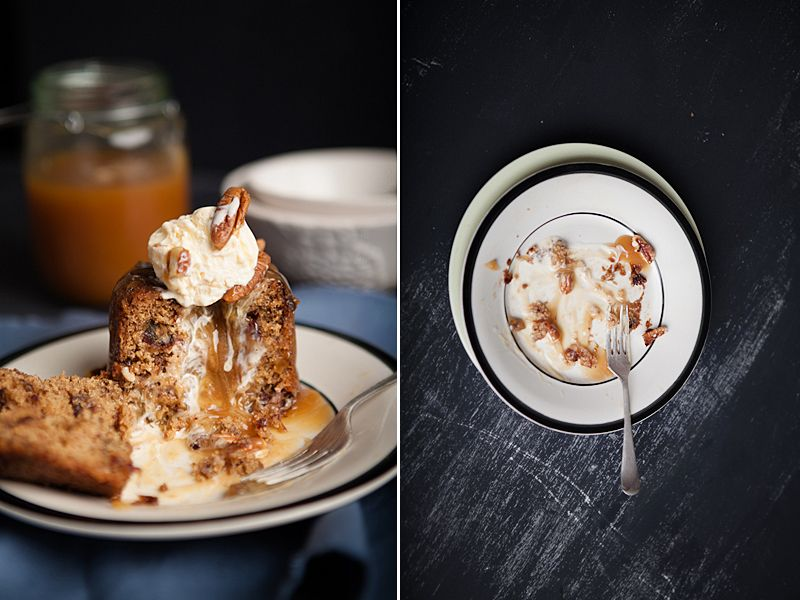 It's a Date…with Saucy Sticky Date Pudding
