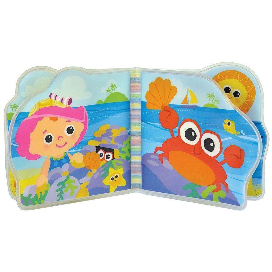 LAMAZE BATH BOOK FRIEND EMILY | Children\'s cartoon products ...
