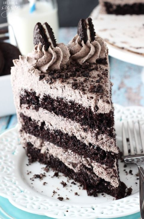 Awe Inspiring No Bake Funfetti Oreo Birthday Cake Cheesecake Recipe With Funny Birthday Cards Online Overcheapnameinfo