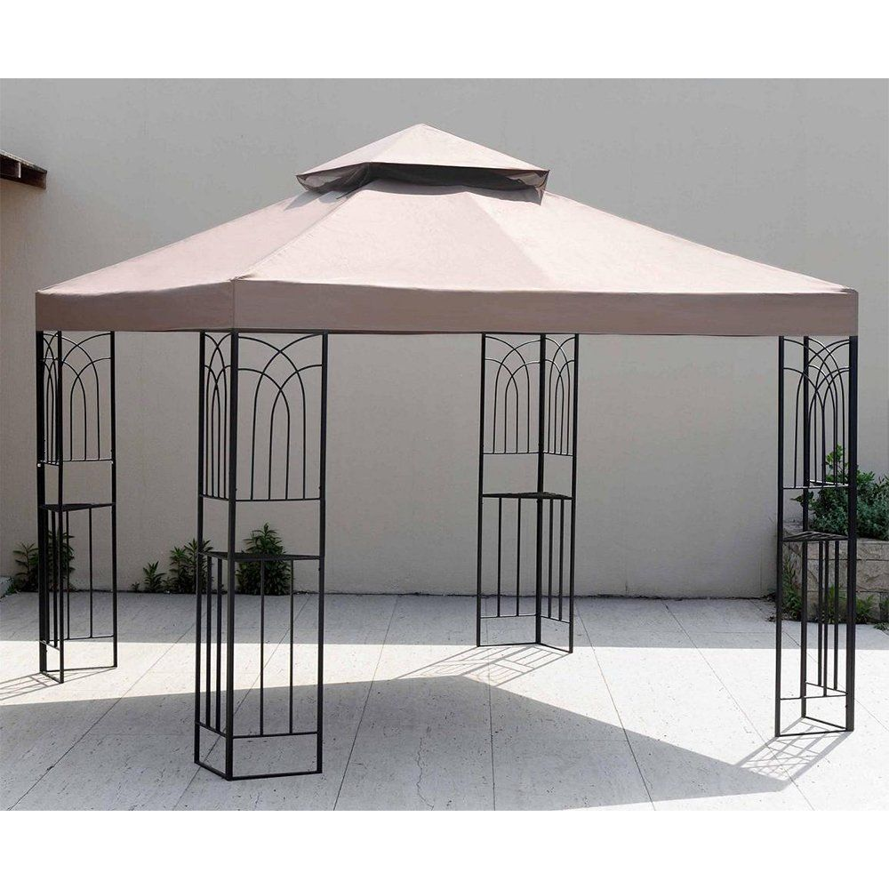 Amazon Com Sunjoy Replacement Canopy Set For 10x10ft Opp Gazebo Garden Outdoor Gazebo Replacement Canopy Outdoor Shade