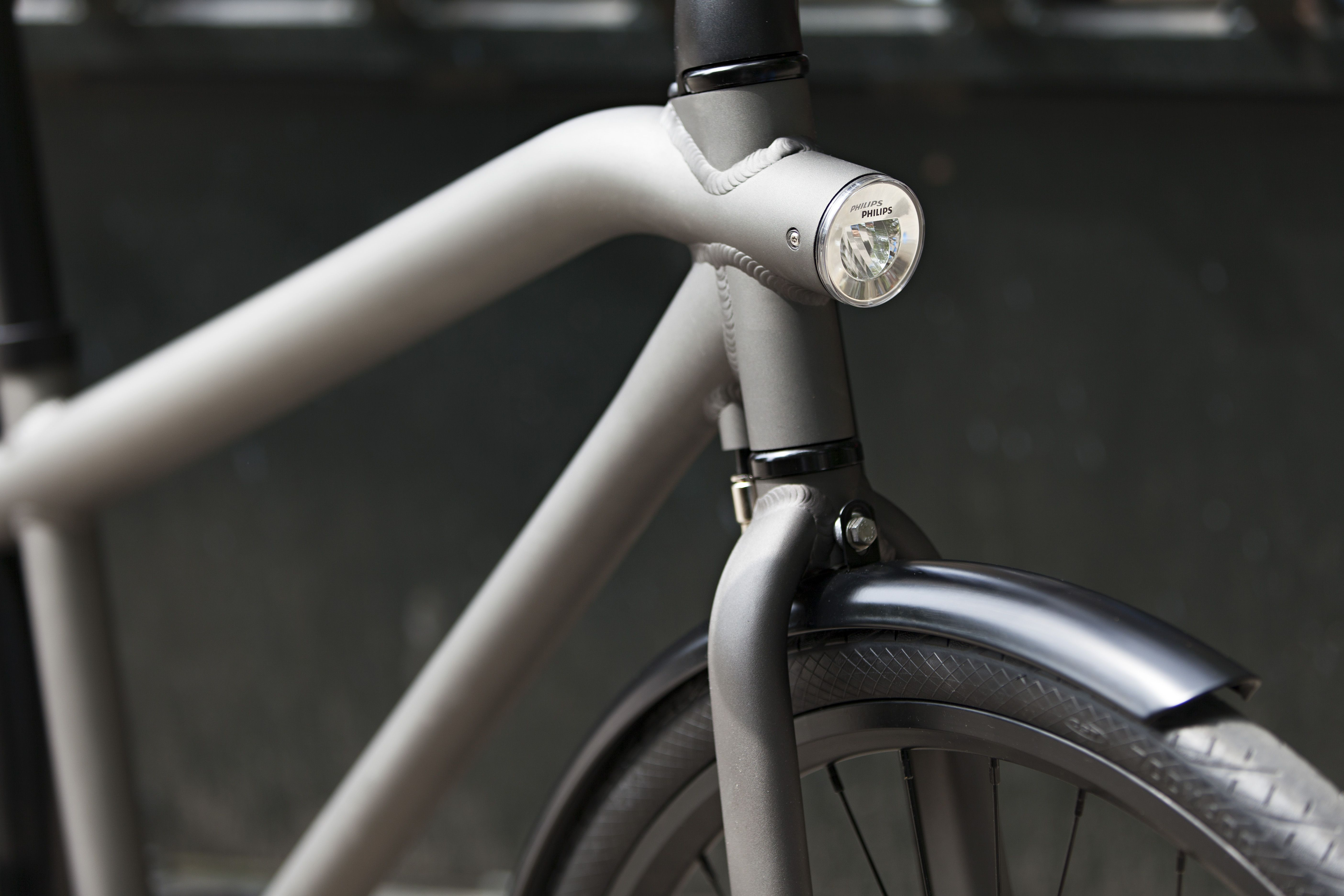 VANMOOF S Series Step Through Frame Philips Front Light