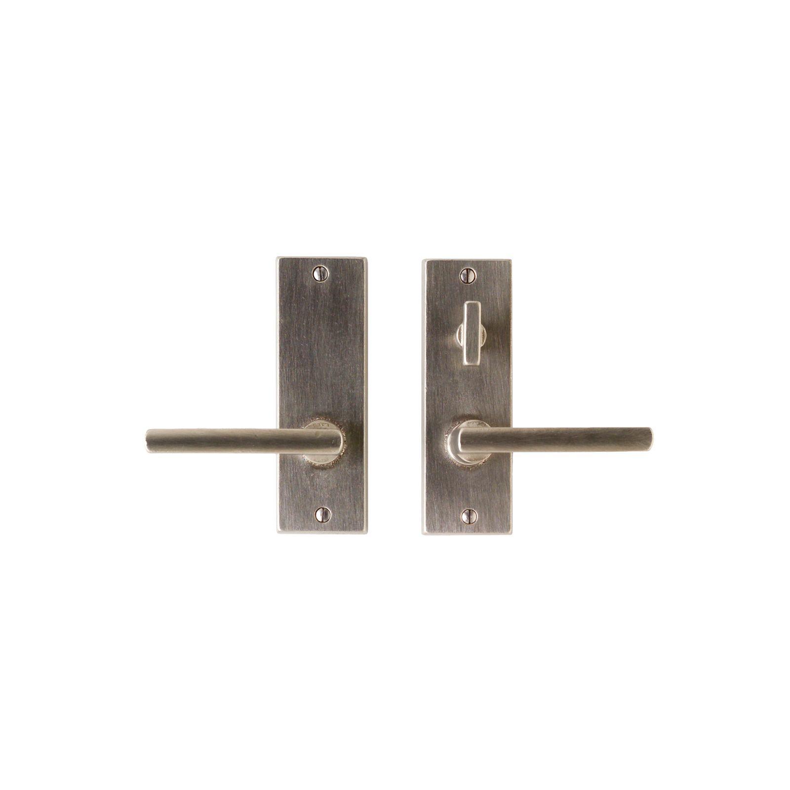 Modern Rectangular Pocket Door Mortise Lock Emtek Products Inc