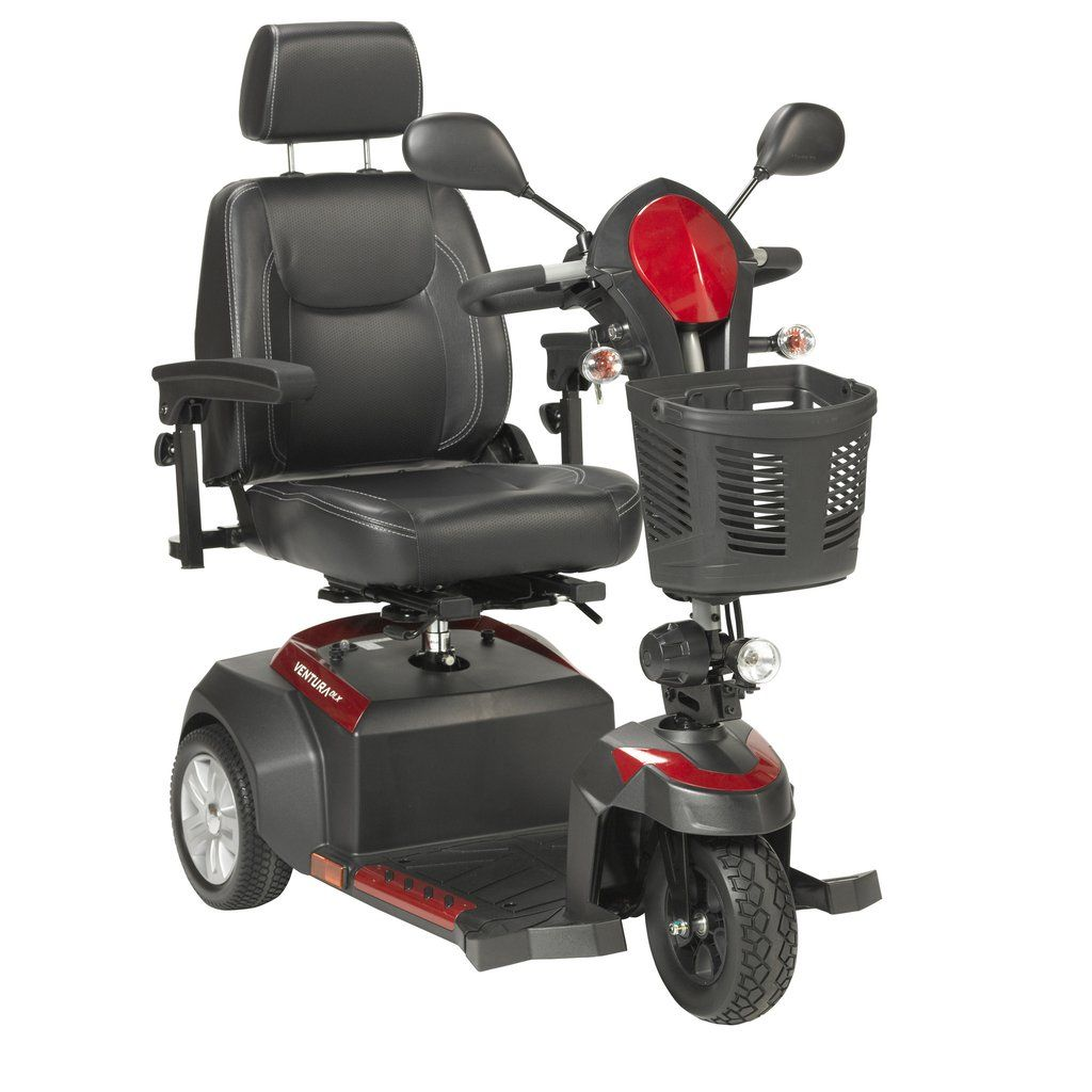 Drive ventura320cs Ventura Power Mobility Scooter, 3 Wheel