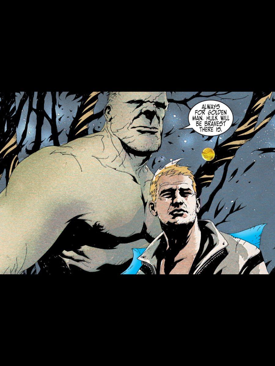 Sentry and hulk em 2020