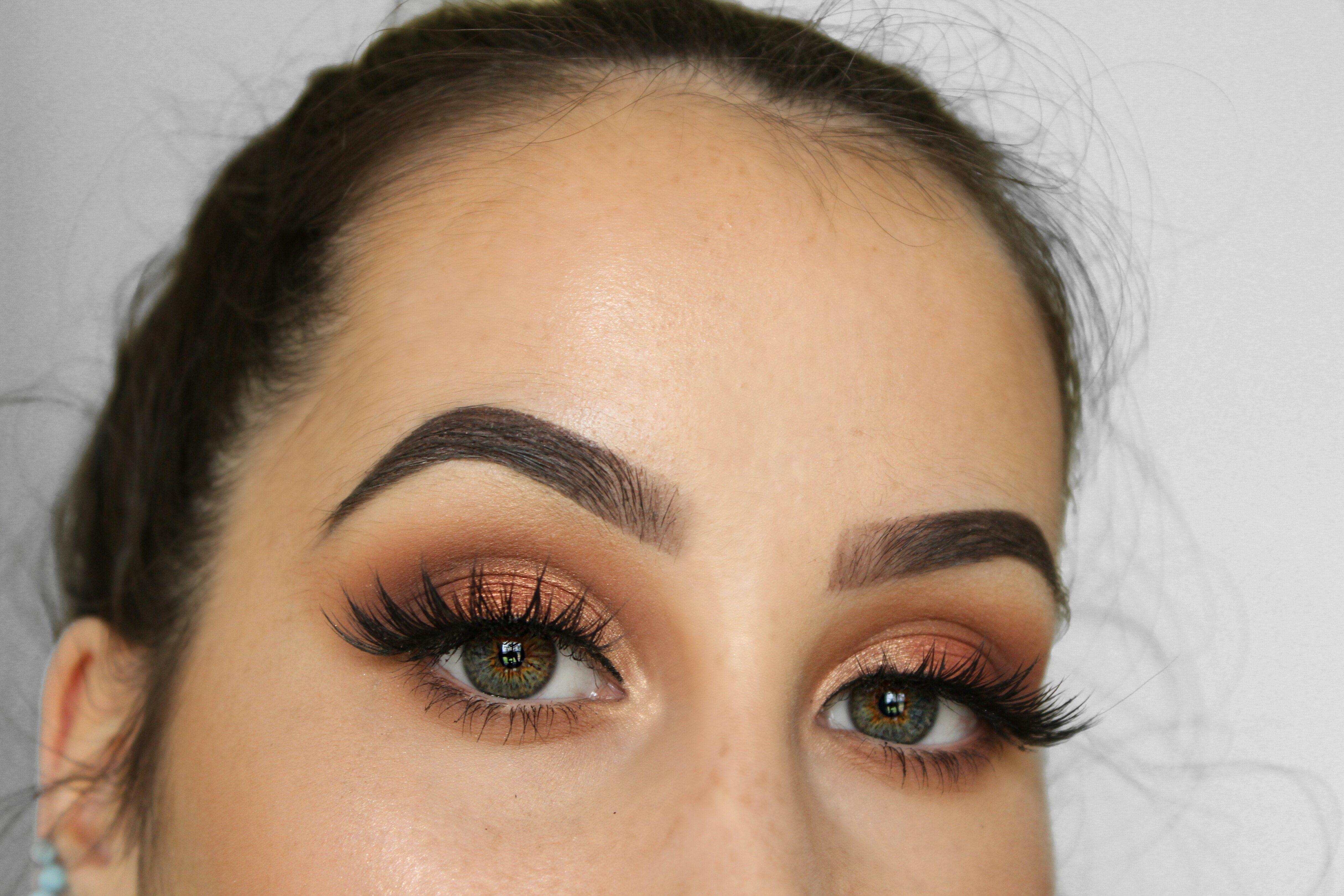 Gradient Fall Makeup Makeup Tutorial by Anneke Maiden