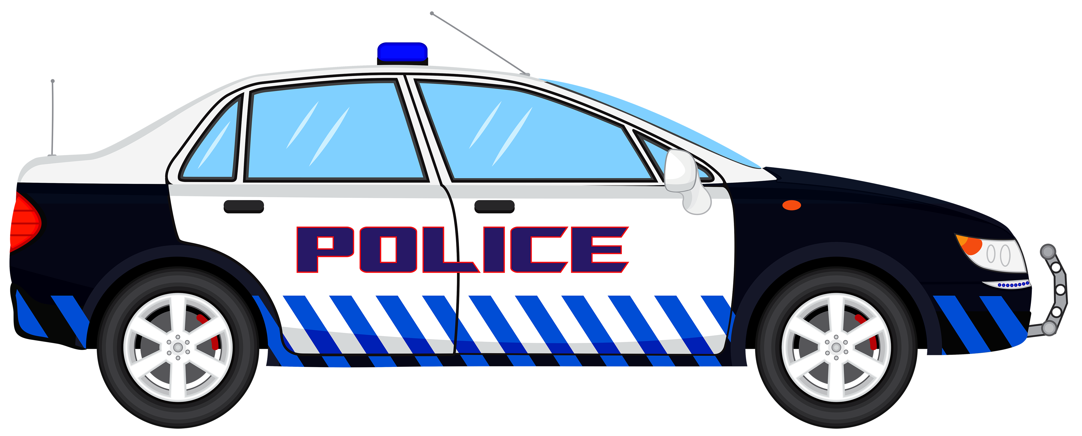 Police Car Transparent PNG Clip Art Image Gallery