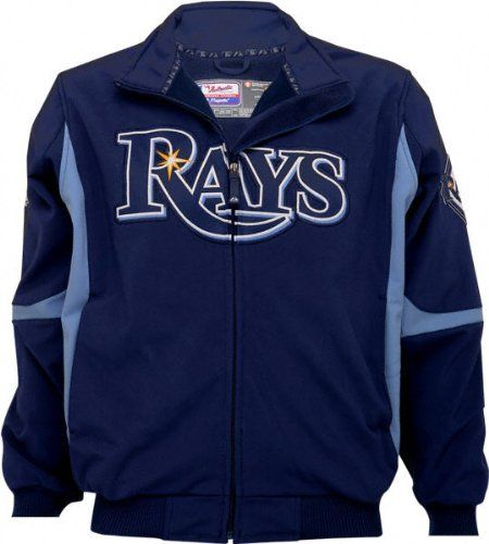 Tampa Bay Rays Authentic Collection Therma Basea Premier Jacket Https Allstarsportsfan Com Product Tampa Bay Rays Authentic C Sweatshirts Jackets All Star