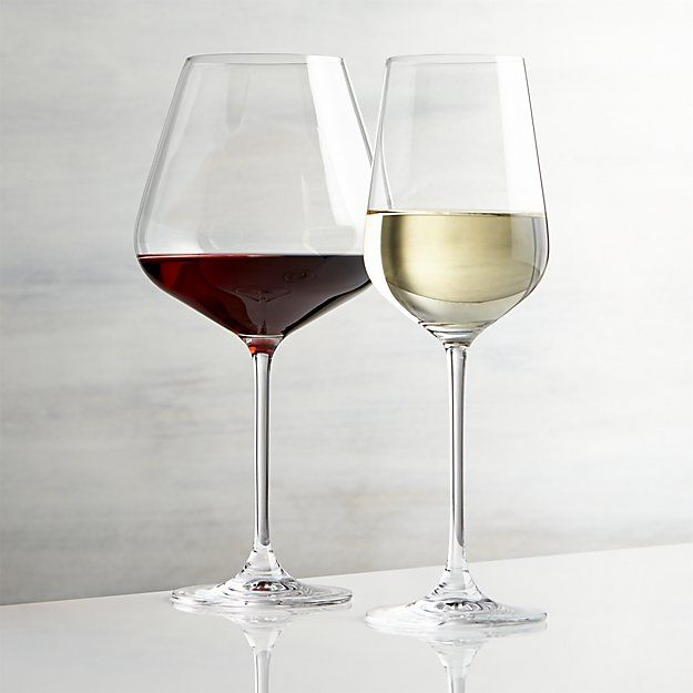 Oversized Large Red Wine Glasses