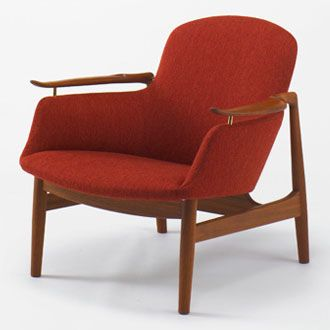 Finn Juhl FJ 01 Easy Chair