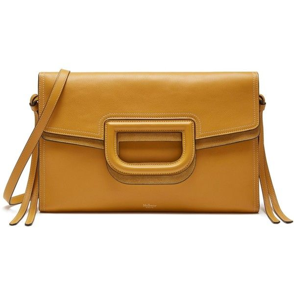 6aa6540d6e2 ... free shipping mulberry brimley envelope 926 liked on polyvore featuring  bags handbags clutches e71d7 2cac0