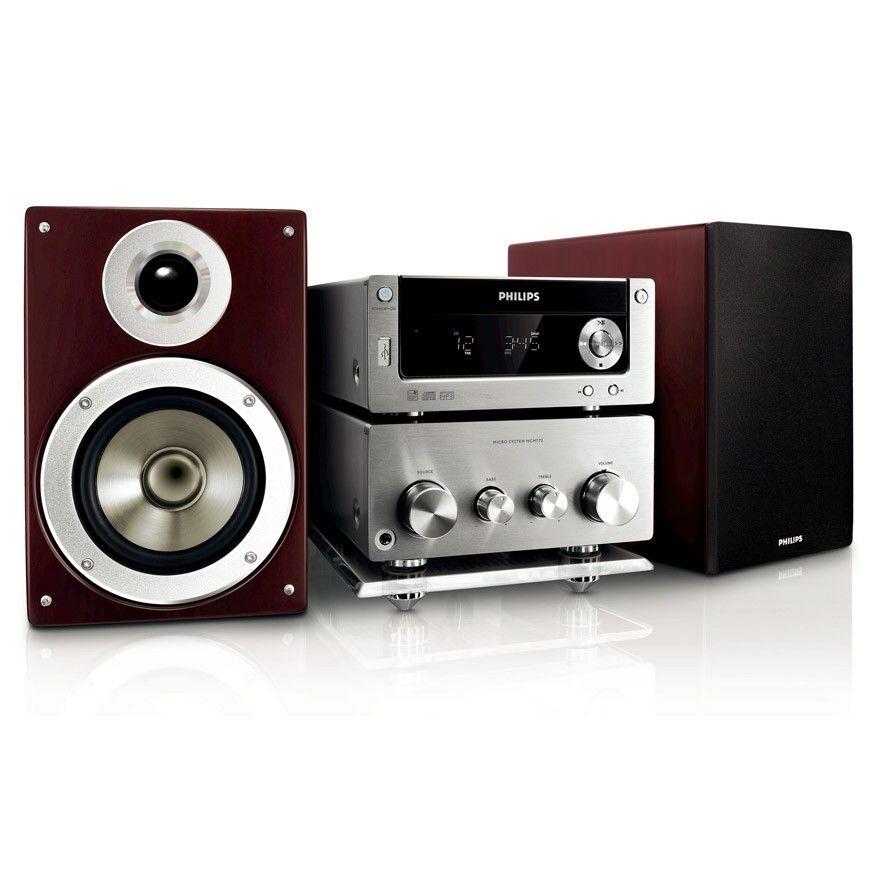PHILIPS MCM77212 in 2019 Micro hi fi, Audio, Amp