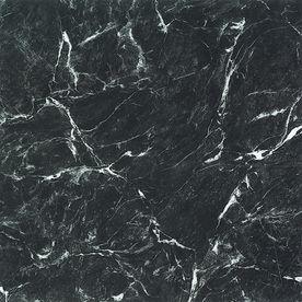 Vinyl Flooring Black Marble
