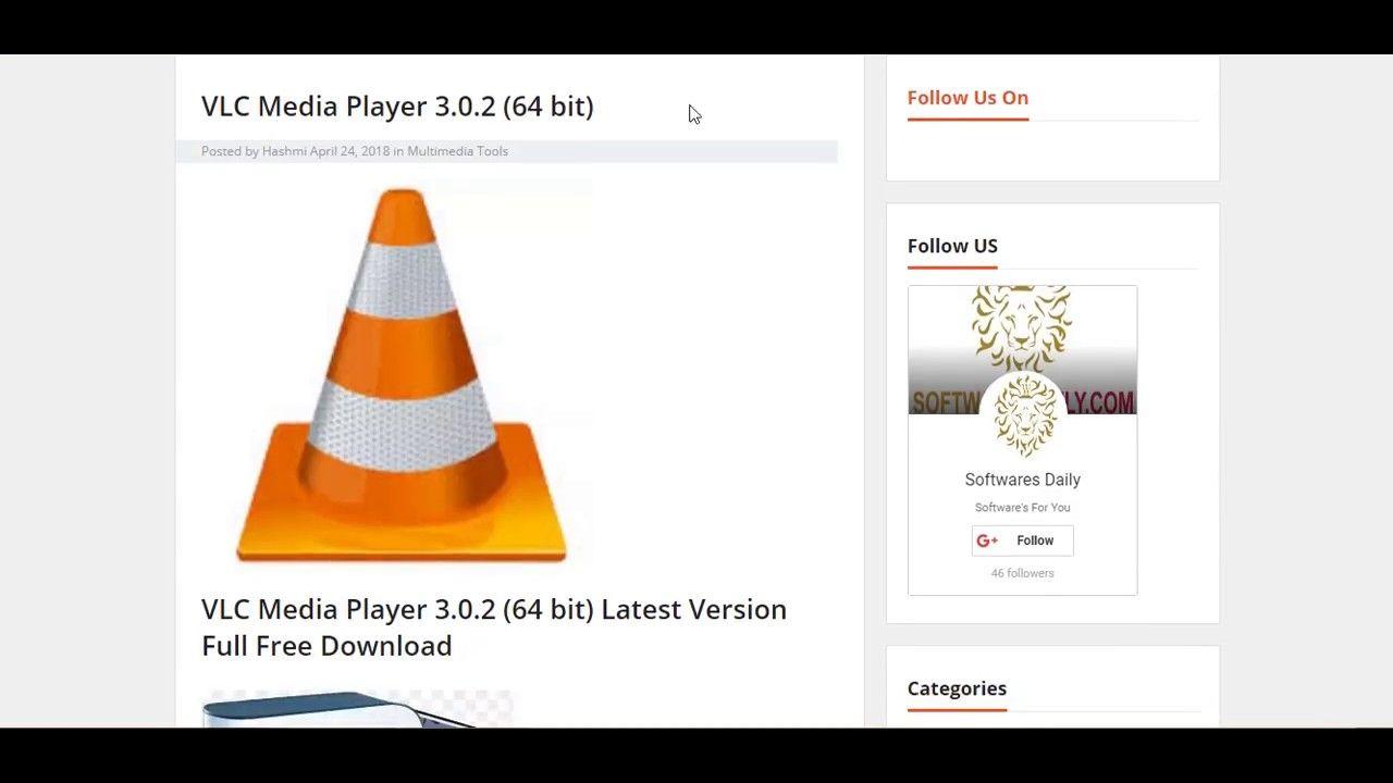Vlc Media Player 3 0 2 64 Bit Malwarebytes Media Malware
