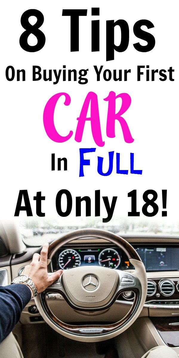 Buy Your First Car Without Taking Out A Loan Buying Your First Car First Car Car For Teens