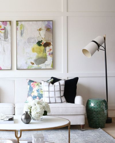25 White Hot Sofas That Totally Steal The Show Home Decor Living Room Modern Room Decor