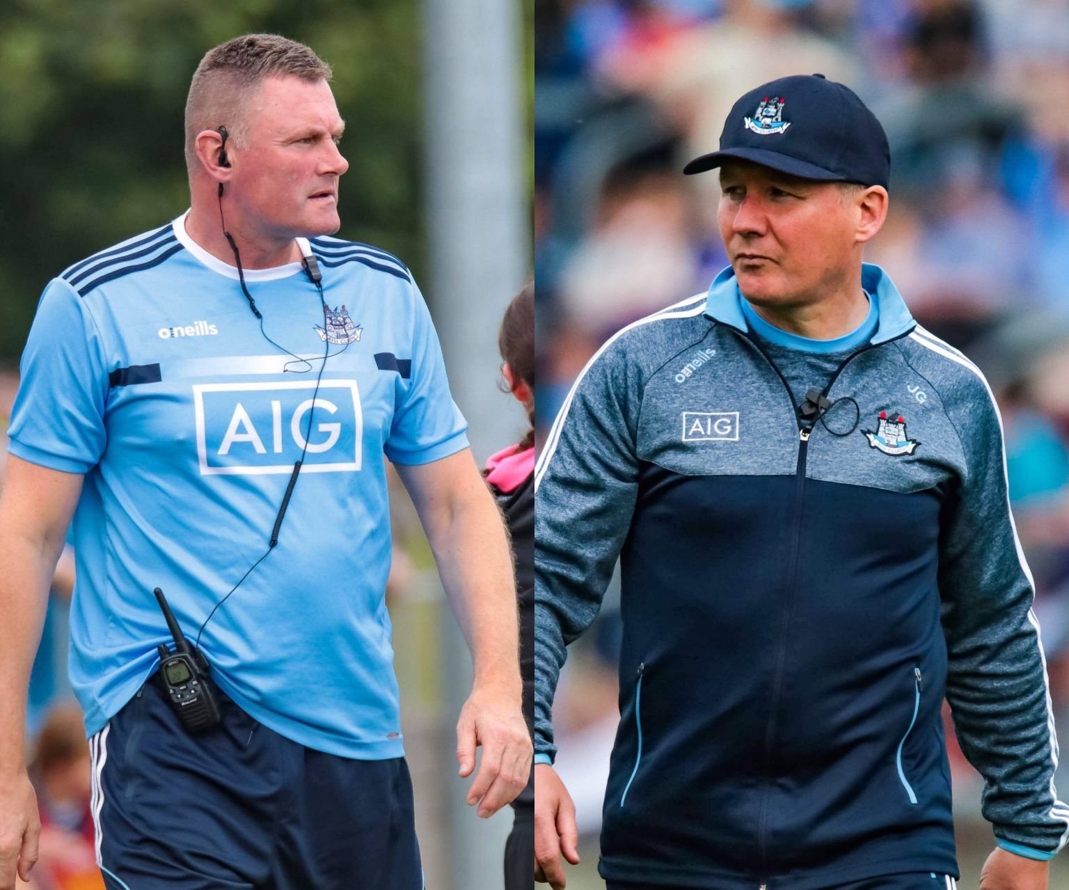 Dublin's Gavin And Bohan Nominated For Manager of the Year
