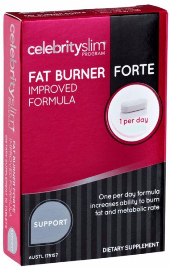 Celebrity Slim Fat Burner Tablets Reviews Salegoods Fat Burner