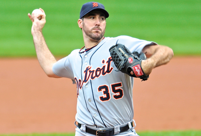 Justin Verlander Signs 5Year Extension with Detroit