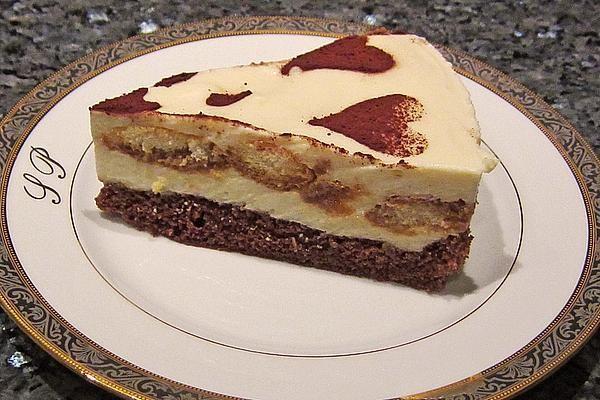 Manus leichte Tiramisu -Torte von ManuGro   Chefkoch