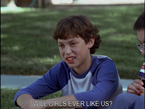 Freaks And Geeks Quotes And Yes Sam Girls Will Love You When You