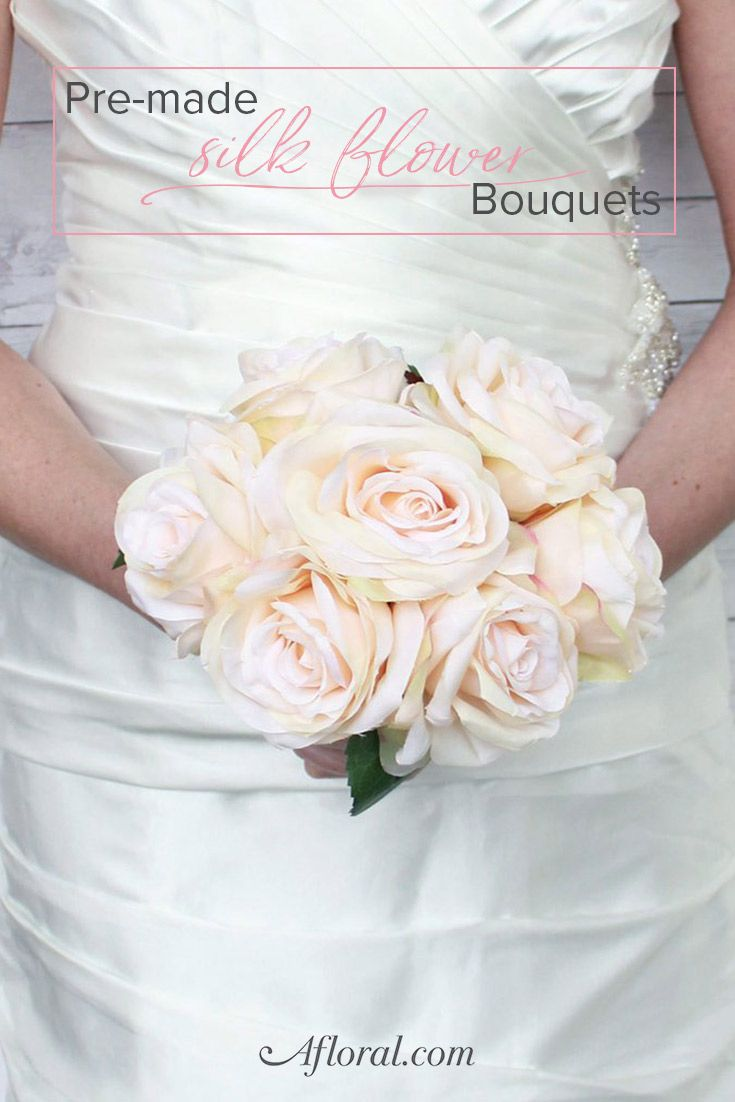 Make Your Wedding Easy With Silk Wedding Flowers Select From Our