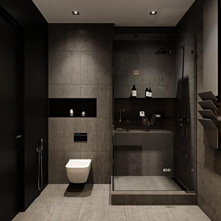 Senlesen Modern Rose Gold Wall Mounted Bathroom Toilet Paper