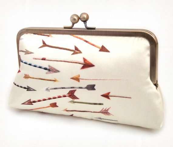 Red Ruby Rose Arrows bag.