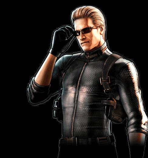 Albert Wesker The Mercenaries 3d Png By Albertweskerg Albert Wesker Resident Evil Collection Resident Evil Wesker