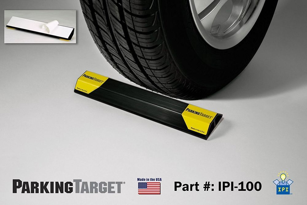 the parking ideas indicator striker stop garage assist car sensor
