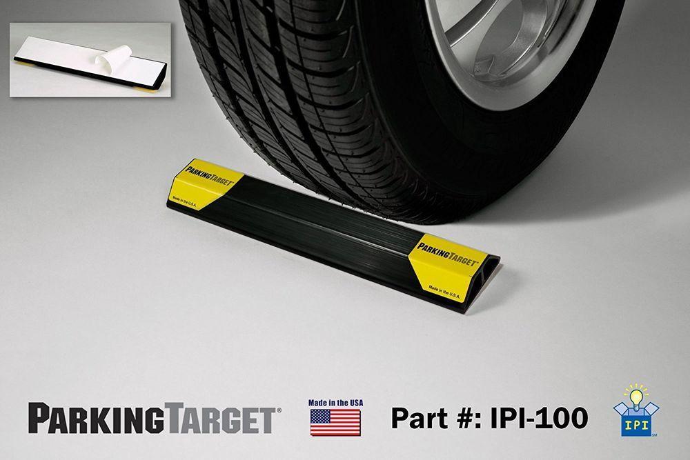 Details About Parking Stop Target Garage Car Vehicle Stopper Park