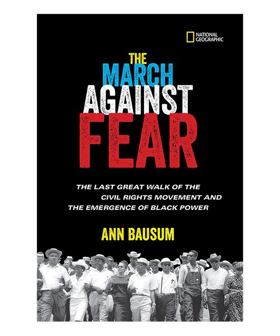 March Against Fear Hardcover