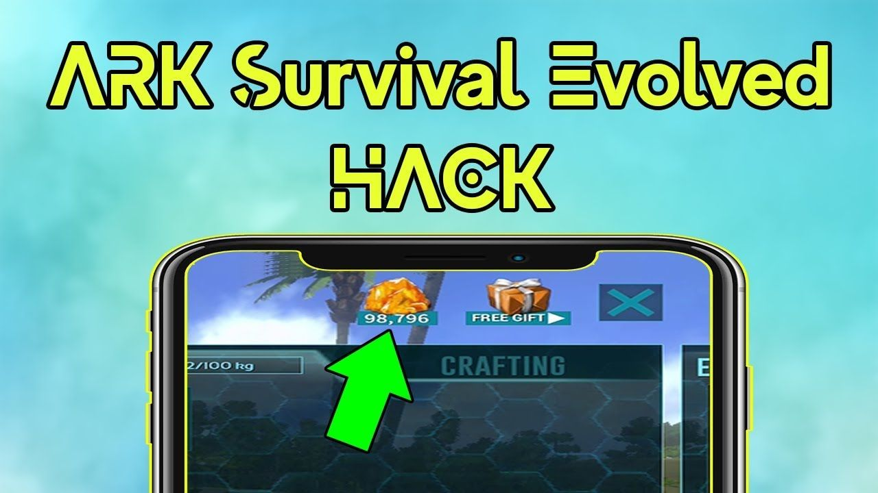 Pin On Ark Survival Evolved Hack