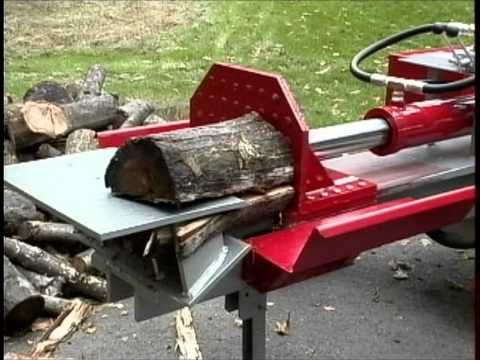 Fendeuse A Bois Timberwolf Tw 7 Youtube Fendeuse A Bois Bois Bois De Chauffage