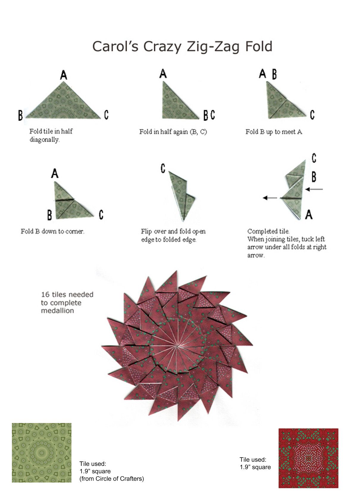 44+ Paper folding techniques for card making trends