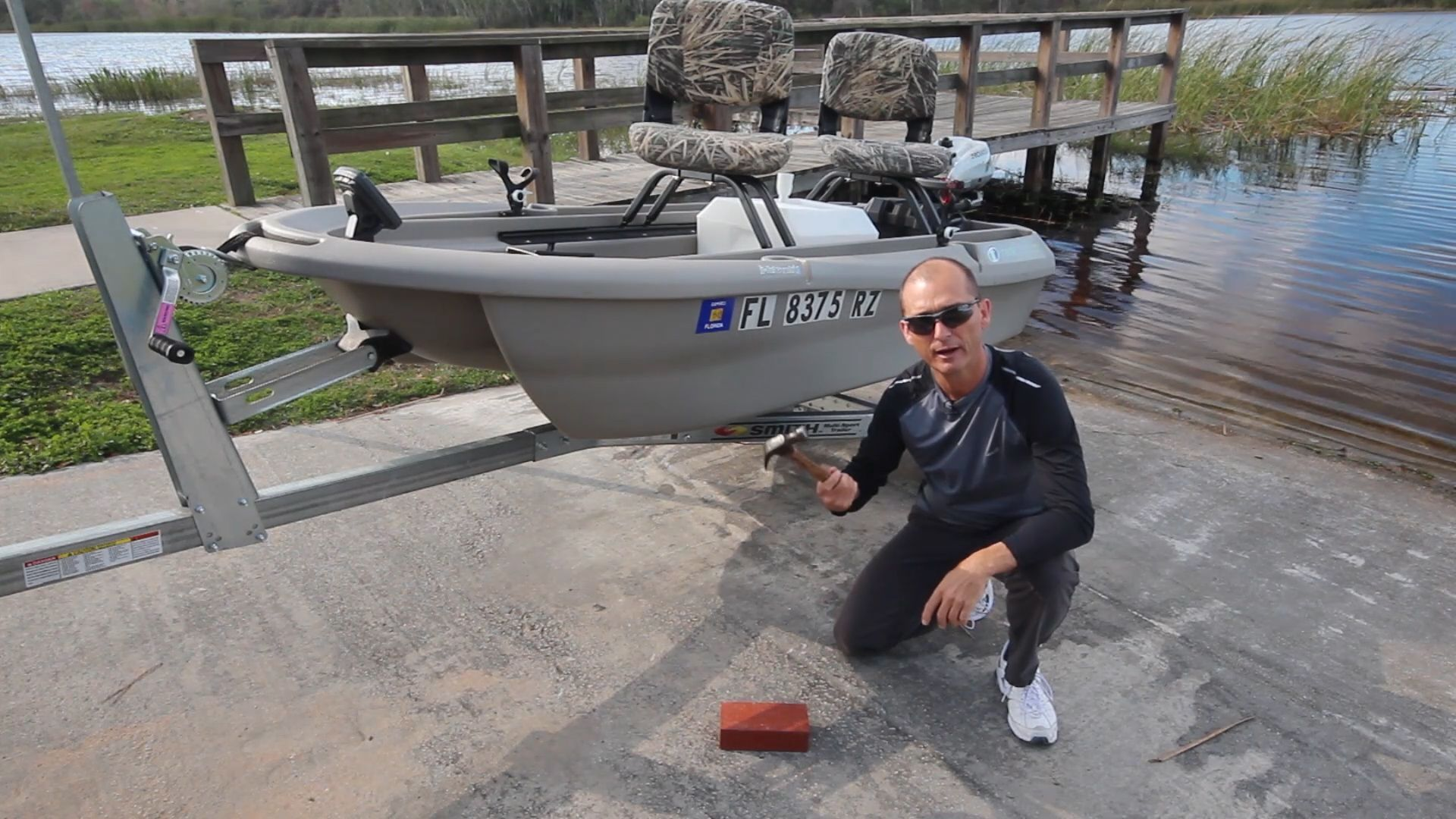 Twin Troller X10 The Worlds Best Fishing Boat 2 Man Small Bass Fishing Boat Freedom Electric Marine Bass Fishing Boats Fishing Boats Boat