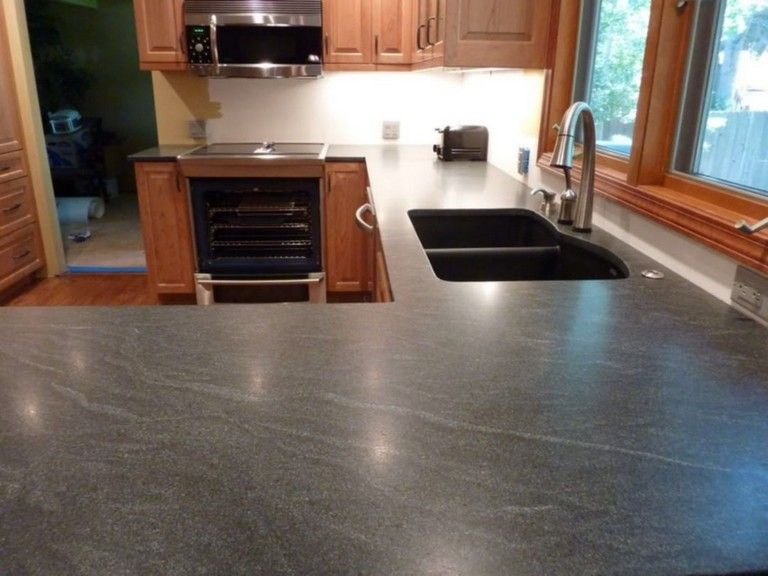 wonderful 29 honed black granite countertop ideas for awesome kitchen page 10 of 31 cool on kitchen decor black countertop id=43928