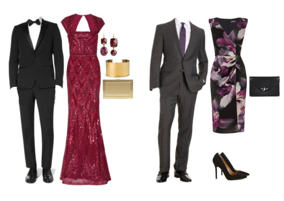 What Does Black Tie Optional Mean Black Tie Black Tie Dress
