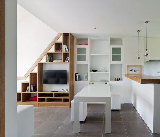 soluciones almacenamiento mueble doble función inspiración pisos