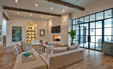 Split Foyer Living Room Ideas : Contemporary home split foyer design ideas pictures remodel and